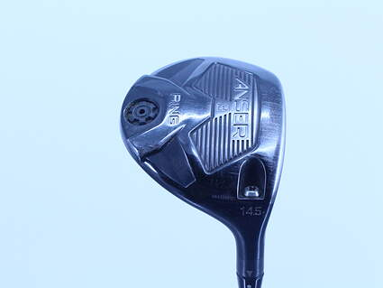 Ping Anser Fairway Wood 3 Wood 3W 14.5° Ping TFC 800F Graphite Stiff Right Handed 42.75in