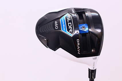 TaylorMade SLDR White Driver 12° Fujikura Pro 60 Graphite Stiff Right Handed 45.75in