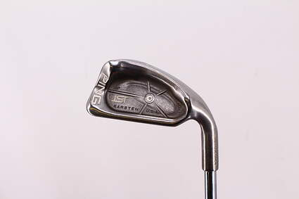 Ping ISI Single Iron 4 Iron Stock Steel Shaft Steel Stiff Right Handed White Dot 39.0in