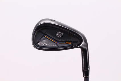 Wilson Staff FG Tour M3 Single Iron Pitching Wedge PW Aldila RIP Phenom 85 Graphite Regular Right Handed 35.75in