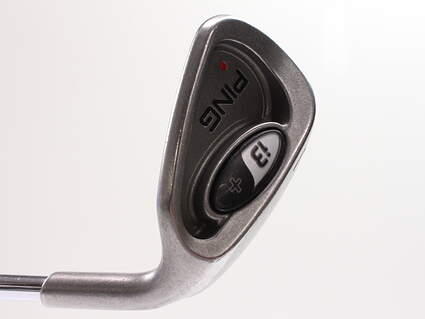 Ping i3 + Wedge Gap GW Ping DGS Steel Wedge Flex Right Handed Red dot 36.0in