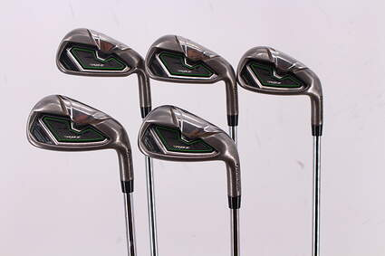TaylorMade RocketBallz Iron Set 6-PW TM FST REAX 88 HL Steel Regular Right Handed 36.5in