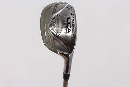 Adams Idea A3 OS Hybrid 5 Hybrid High-Launch 55g Graphite Ladies Right Handed 38.0in