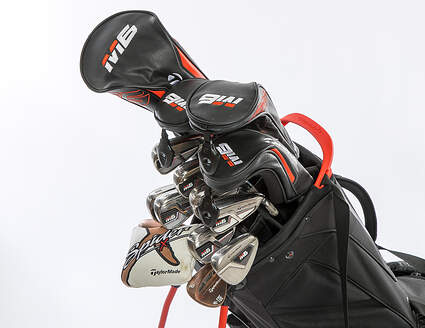 TaylorMade M6 Complete Golf Club Set Steel Regular Right Handed