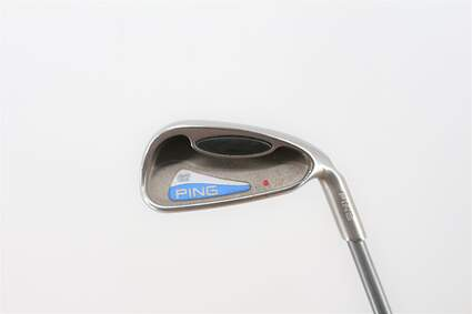 Ping G2 Single Iron 5 Iron Ping TFC 100I Graphite Senior Right Handed Red dot 37.25in