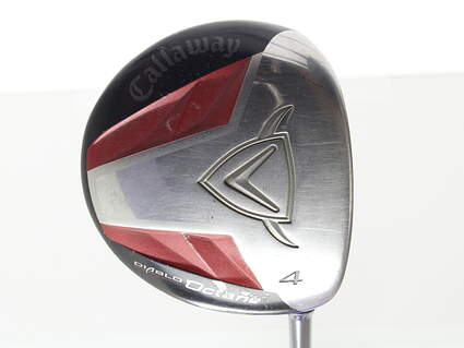 Callaway Diablo Octane Fairway Wood 4 Wood 4W Callaway Diablo Octane Fairway Graphite Senior Right Handed 42.5in