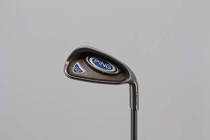 Ping G5 Single Iron 7 Iron Ping TFC 100I Graphite Senior Right Handed Red dot 36.0in