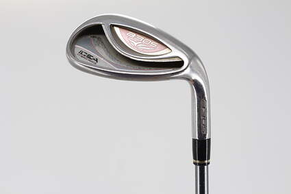 Adams Idea A3 OS Wedge Sand SW 3 Deg Bounce Adams Stock Graphite Graphite Ladies Right Handed 34.75in