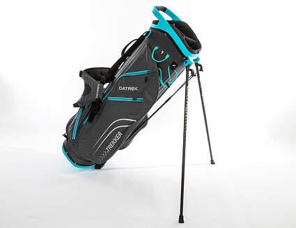 Datrek Trekker Ultra Lite Charcoal/Turquoise Stand Bag