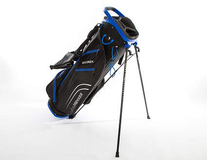 Brand New 10.0 Datrek Trekker Ultra Lite Black/Royal Stand Bag