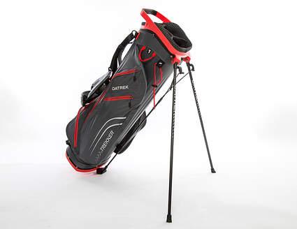 Datrek Trekker Ultra Lite Charcoal/Red Stand Bag