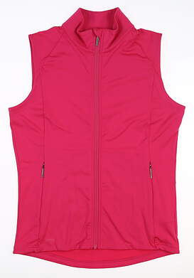 New Womens Ping Eva Vest Size 4 (Small) Hot Pink P93429 MSRP $70