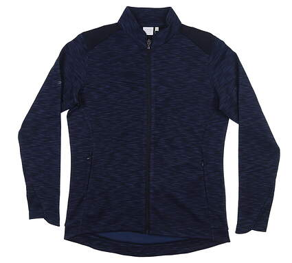 New Womens Ping Rumi Jacket Small S Navy S93438 MSRP $90