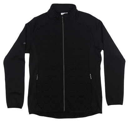 New Womens Ping Miri Jacket Small S Black S93436 MSRP $90