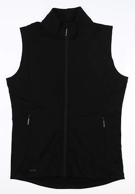 New Womens Ping Eva Vest Size 4 (Small) Black P93429 MSRP $70