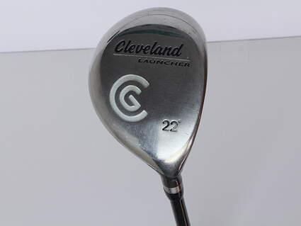 Cleveland Launcher Fairway Wood 7 Wood 7W 22° Fujikura Vista Pro 50 Graphite Ladies Right Handed 41.0in