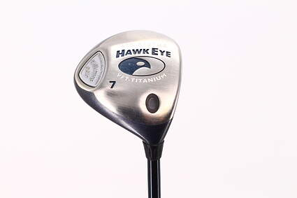 Callaway Hawkeye VFT Fairway Wood 7 Wood 7W Callaway Big Bertha System 60 Graphite Regular Right Handed 42.0in