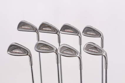 Tommy Armour 845S Silver Scot Iron Set 5-PW GW SW Stock Steel Shaft Steel Regular Right Handed 37.5in