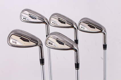 Adams Idea Tech V4 Iron Set 7-PW GW Idea Ultralite 50G Graphite Ladies Right Handed 37.5in
