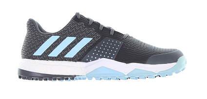 New Mens Golf Shoe Adidas Adipower Sport Boost 3 Medium 7.5 Black MSRP $129
