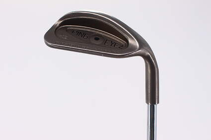 Ping Eye 2 XG Wedge Sand SW True Temper Dynamic Gold S300 Steel Stiff Right Handed Black Dot 35.25in