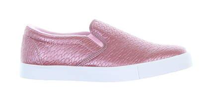 New Womens Pink Golf Shoe Puma Tustin Slip On Medium 8 19224701 MSRP $69