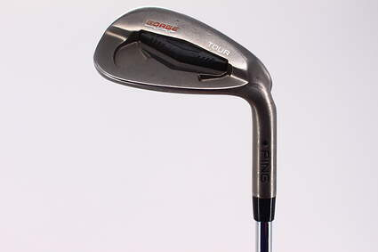 Ping Tour Gorge Wedge Gap GW 52° Standard Sole Ping CFS Steel Stiff Right Handed Black Dot 35.75in