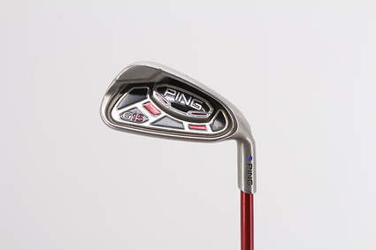 Ping G15 Single Iron 7 Iron Ping TFC 149I Graphite Regular Right Handed Purple dot 36.75in