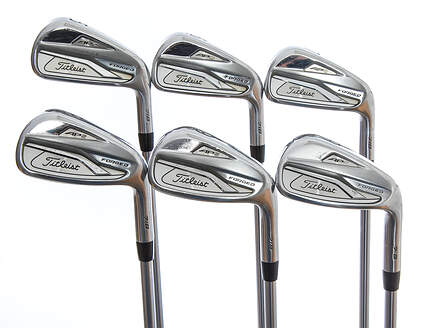 Titleist 718 AP2 Iron Set 5-PW Project X Pxi 5.0 Steel Regular Right Handed 37.5in