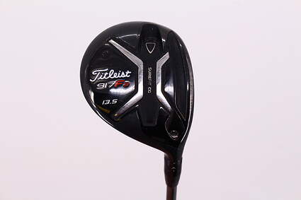 Titleist 917 F3 Fairway Wood 3 Wood 3W 13.5° Aldila Rogue M-AX 75 Red Graphite X-Stiff Right Handed 43.0in