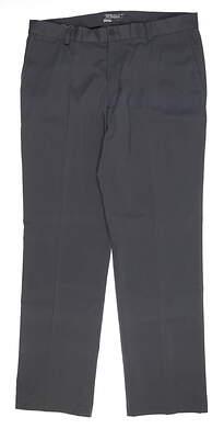 Brand New 10.0 Mens Nike Pants 36 x32 Gray 639779