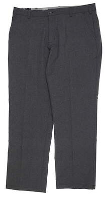 New Mens Adidas Golf Pants 36x30 Gray AE9246 MSRP $113