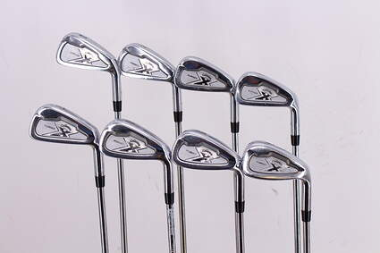 Callaway X Forged Iron Set 3-PW Project X 6.0 Steel Stiff Right Handed 38.25in