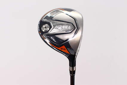 Mint Honma TW747 Fairway Wood 3 Wood 3W 15° Vizard 60 Graphite Regular Right Handed 43.0in