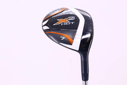 Callaway X2 Hot Fairway Wood 7 Wood 7W 21° Callaway X2 Hot Graphite Ladies Right Handed 41.5in