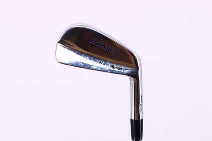 Mizuno MP 33 Single Iron 4 Iron Rifle 6.0 Steel 6.0 Right Handed 38.5in