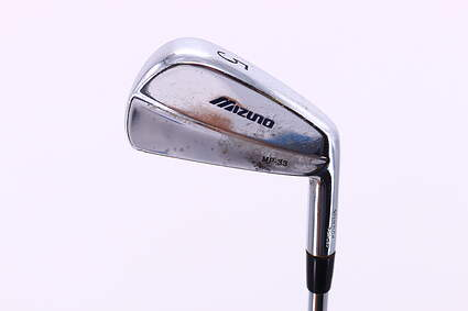 Mizuno MP 33 Single Iron 5 Iron Rifle 6.0 Steel 6.0 Right Handed 38.0in