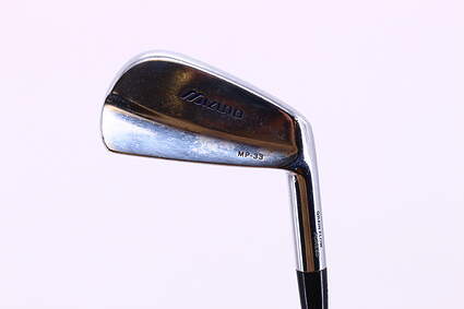 Mizuno MP 33 Single Iron 6 Iron Rifle 6.0 Steel 6.0 Right Handed 37.5in