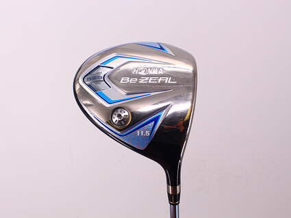 Honma Be ZEAL 525 Driver 11.5° Vizard 43 Graphite Ladies Right Handed 44.0in
