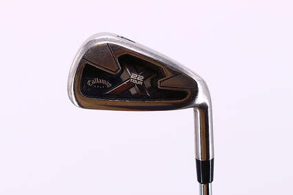 Callaway X-22 Tour Single Iron 4 Iron Project X Flighted 5.5 Steel Regular Right Handed 38.5in