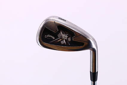 Callaway X-22 Tour Single Iron 8 Iron Project X Flighted 5.5 Steel Regular Right Handed 36.5in