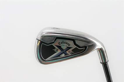 Callaway X-20 Single Iron 4 Iron Callaway 75 Gram Graphite Senior Right Handed 38.5in