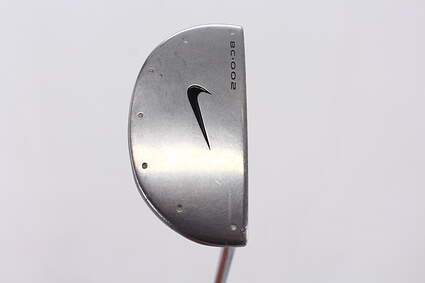 Nike BC 002 Mid Mallet Putter Steel Right Handed 35.25in