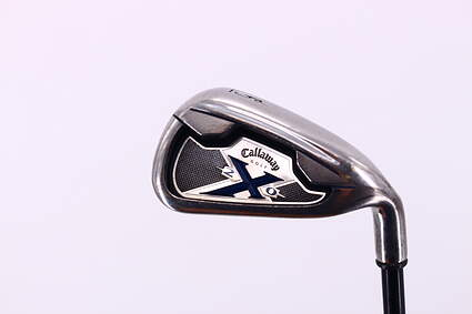 Callaway X-20 Single Iron 6 Iron Callaway 75 Gram Graphite Senior Right Handed 37.5in
