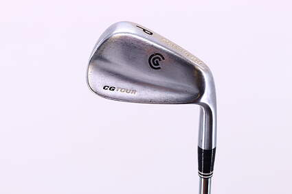 Cleveland CG Tour Single Iron Pitching Wedge PW True Temper Dynamic Gold Steel Stiff Right Handed 35.75in