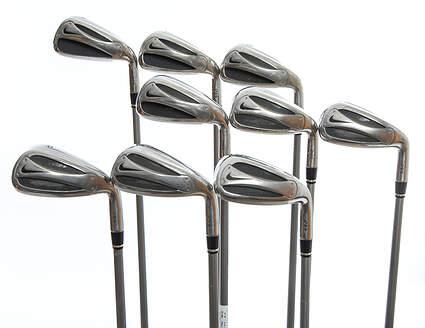 Nike Slingshot OSS Iron Set 4-PW GW SW Mitsubishi iDiamana Slingshot Graphite Ladies Right Handed 37.0in