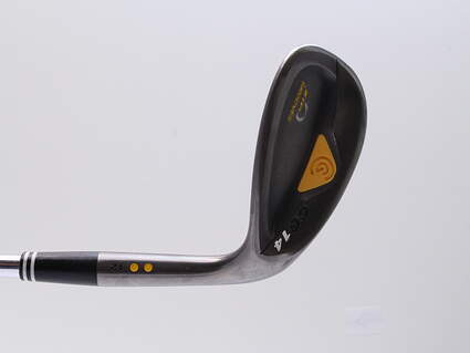 Cleveland CG14 Gunmetal Wedge Sand SW 54° 12 Deg Bounce Cleveland Traction Wedge Steel Wedge Flex Right Handed 35.5in