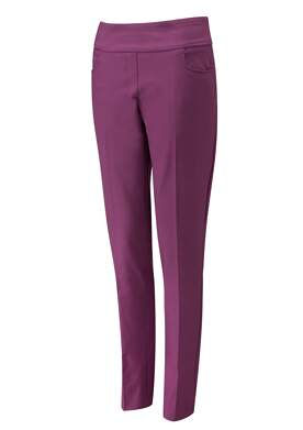 New Womens Ping Ada Trouser 6L Grape P93445 MSRP $99