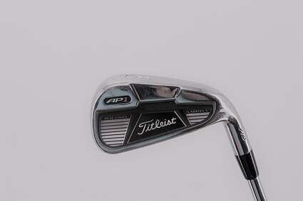 Titleist 710 AP1 Single Iron 6 Iron Project X 6.5 Steel 6.5 Right Handed 37.75in