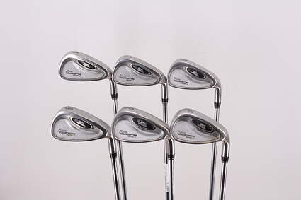 Cobra SS-i Oversize Iron Set 6-PW GW Steel Regular Right Handed 37.75in